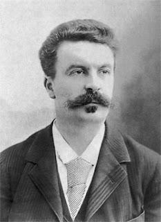 Guy de Maupassant, writer of 'The Horla'
