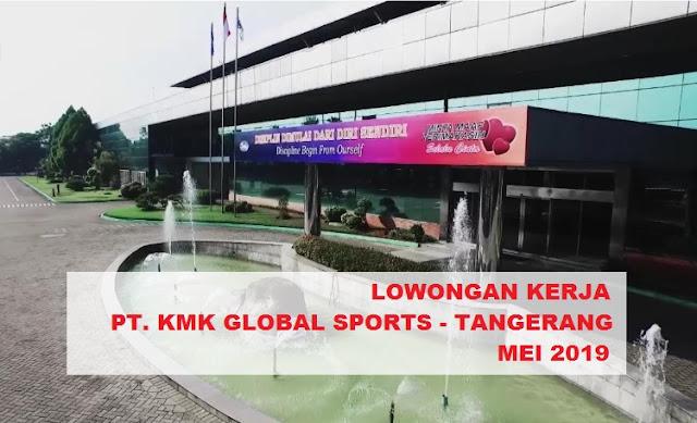 Lowongan kerja Tangerang May 2019