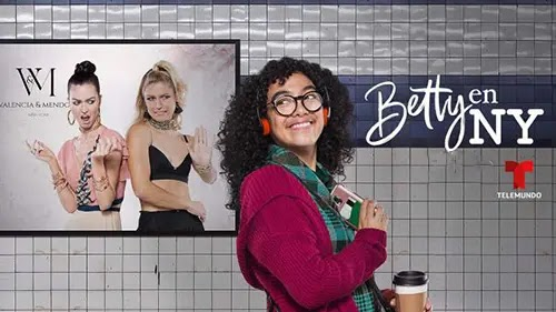 Betty in New York Teasers