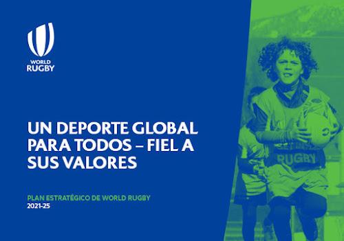 Plan estratégico de World Rugby 2021-25