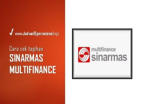 Cek Tagihan Sinarmas MultiFinance