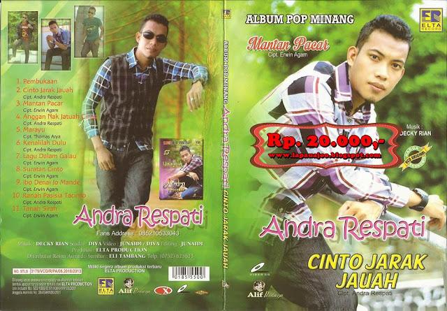 Andra Respati - Cinto Jarak Jauh (Album Pop Minang)