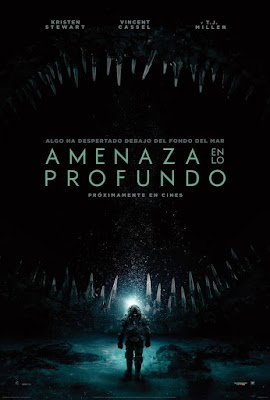 Underwater 2020 DVD HD Dual Latino Line + Sub
