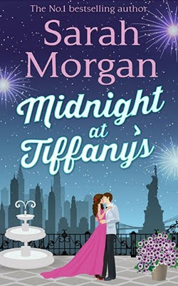 Midnight at Tiffany's 0.5, Sarah Morgan