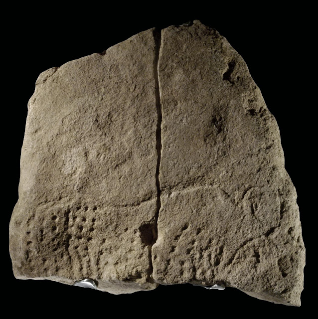 Anthropologists uncover art by (really) old Masters — 38,000 year old engravings