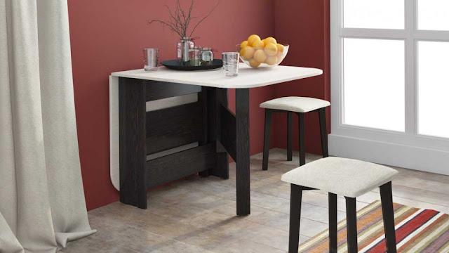 بالصور افضل اشكال طاولات للمطابخ صغيرة الحجم