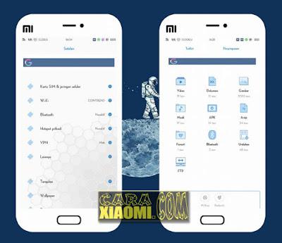 Link Download Tema MIUI Grimmy Mtz For Xiaomi Terbaru