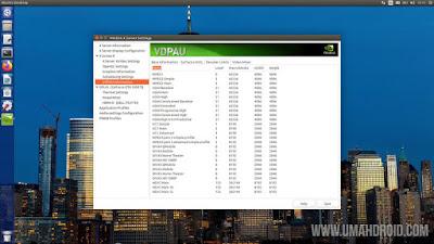 Driver Nvidia Linux Ubuntu Terbaru