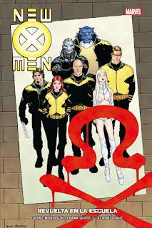 NEW X-MEN 4 DE 7