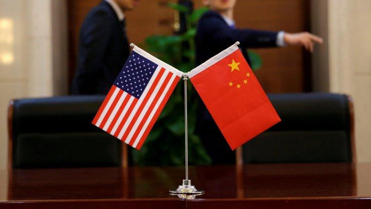 Abd ve Çin 1 Mart