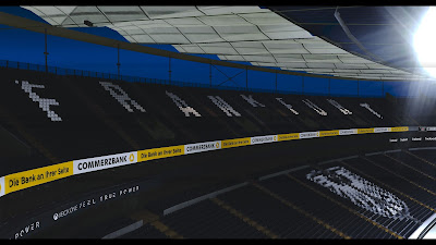 PES 2020 Stadium Commerzbank-Arena ( Bundesliga Edition )