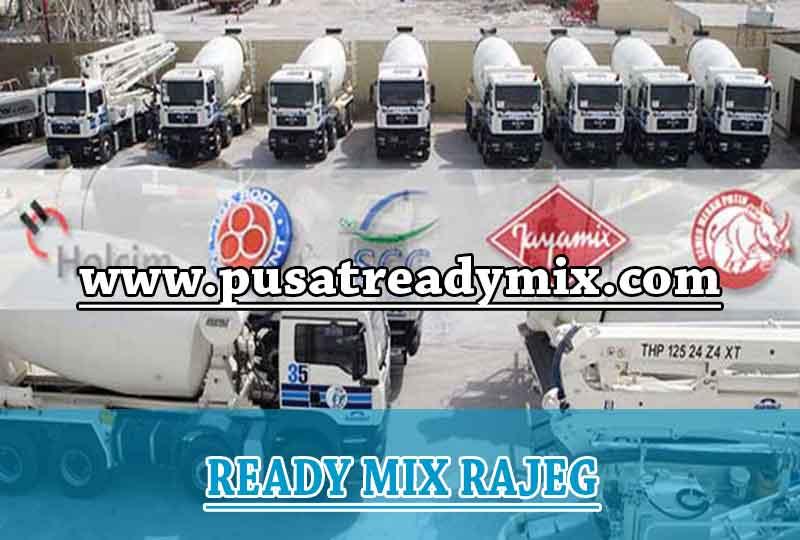 Harga Beton Ready mix Rajeg 2020