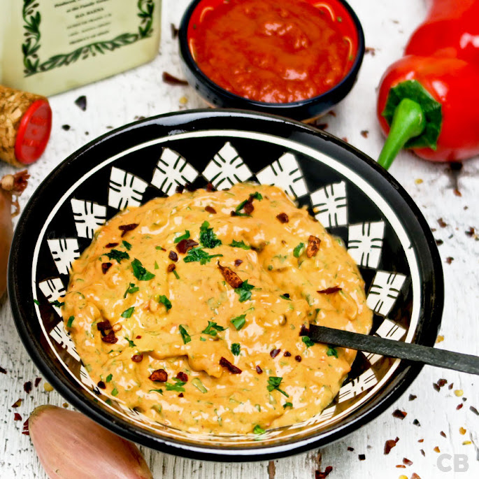 Recept Harissamayonaise: snel gemaakt en betoverend lekker!