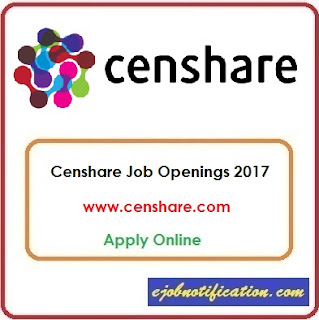 Censhare Hiring Freshers IT Specialist Jobs in Gurgaon Apply Online