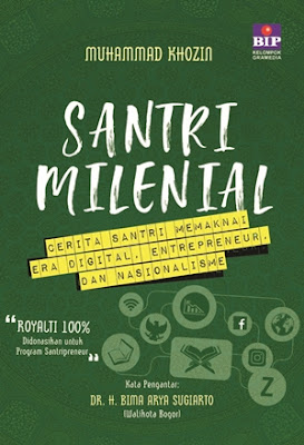Muhammad Khozin - Santri Milenial
