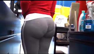 black woma huge ass
