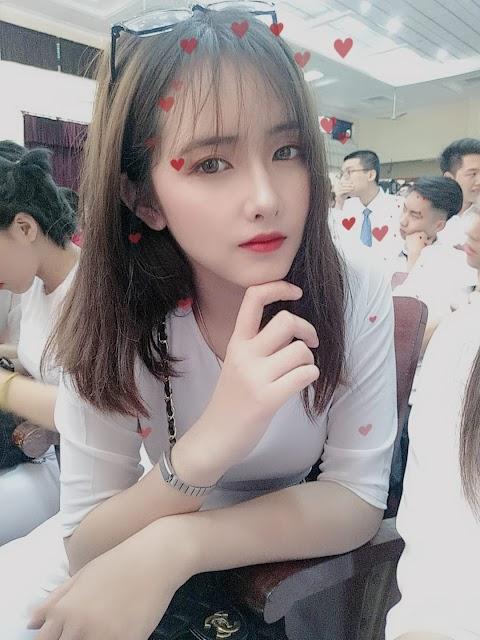 Ảnh Girl Xinh 4K Nữ Sinh Thả Thính