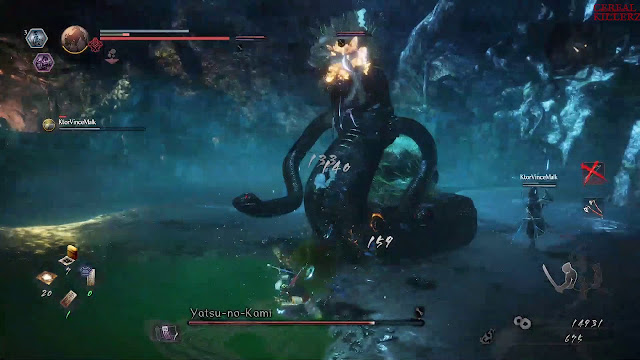 Nioh 2 Review - Some other new things