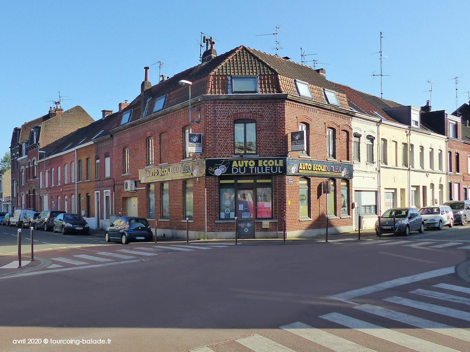 Auto École du Tilleul, Tourcoing 2020