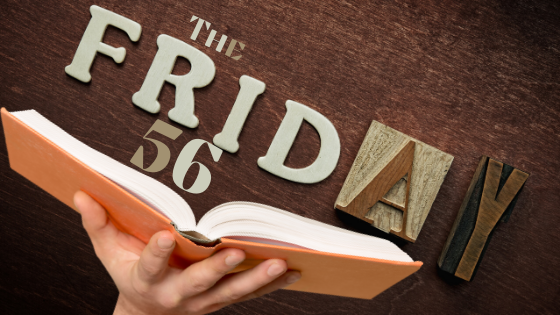 {The Friday 56} - BRING ME BACK - A Vanishing Mystery