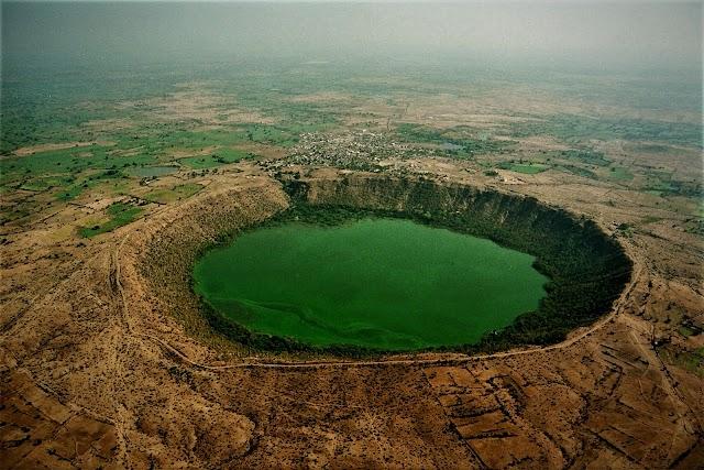 लोणार सरोवराचे 10 आश्चर्यकारक तथ्य | 10 amazing facts about lonar crater | Marathi | मराठी