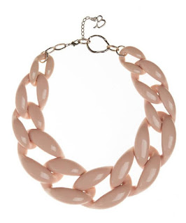 Diana Broussard Nate Necklace - Light Pink  £265.00
