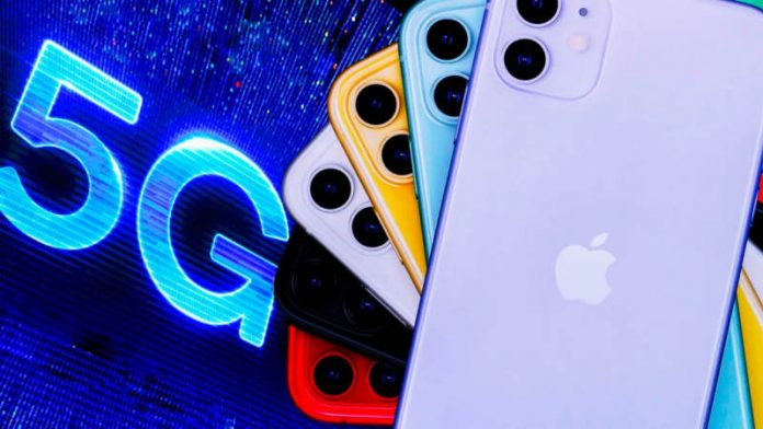 iPhone 5G Reinforced 5nm Chipset and Qualcomm X55 Modem