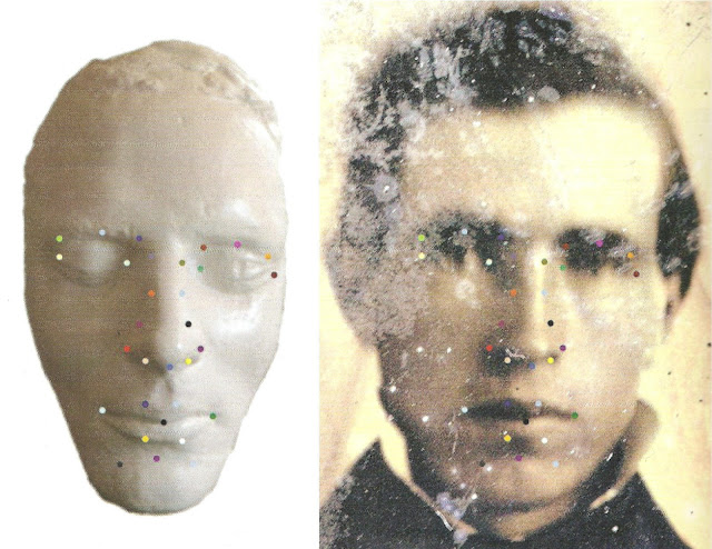 The Joseph Smith Deathmask
