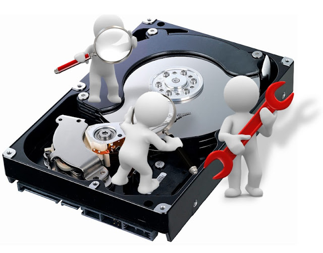 Hard Drive Recovery System 2018