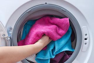 Jika mesin cuci kebanyakan beban maka ini yang akan terjadi