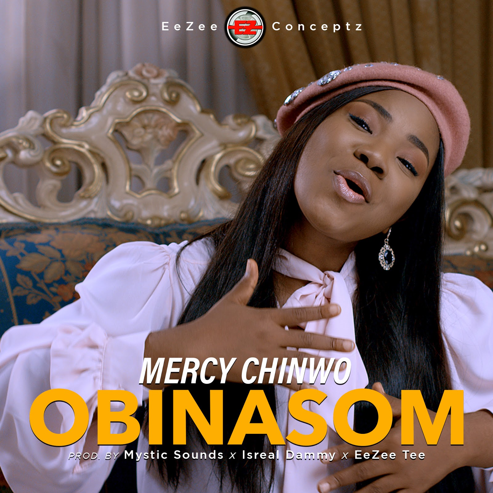 Mercy Chinwo - Obinasom Lyrics & Mp3 Download
