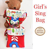 Girl's Sling Bag