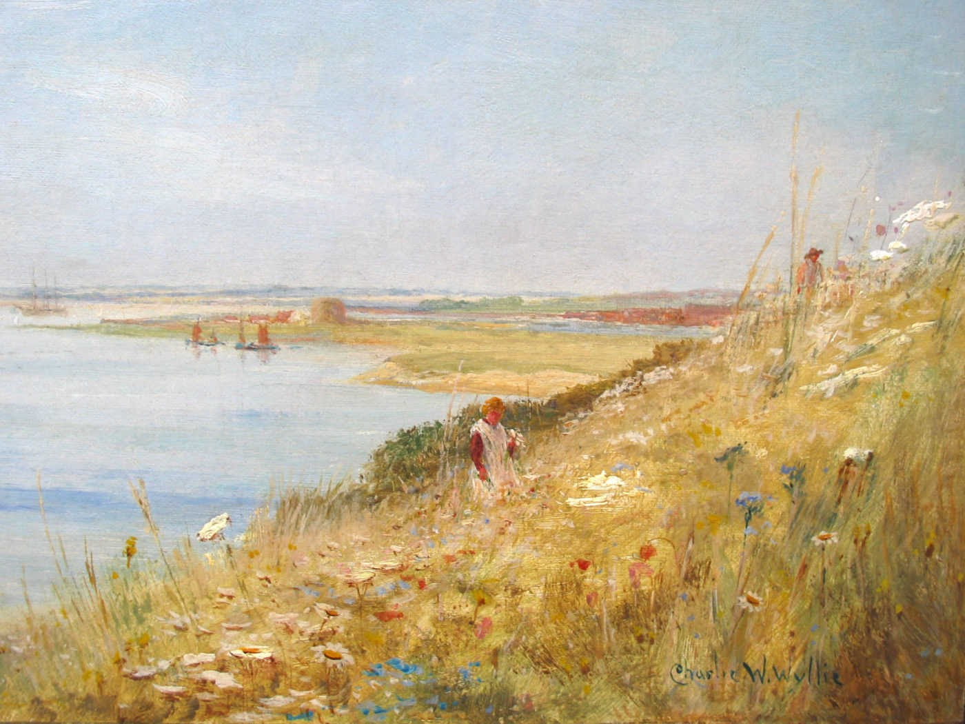 Charles William Wyllie TuttArt
