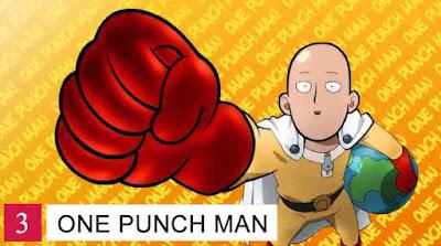 Anime action comedy terbaik 3