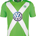 Kappa apresenta as novas camisas do Wolfsburg