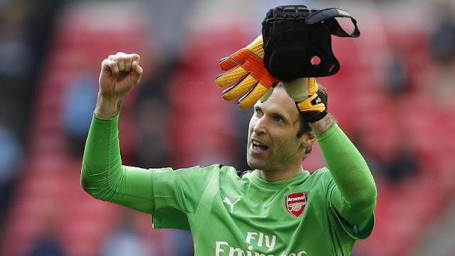 Mengalahkan Chelsea di Final Piala FA Akan Terasa Spesial untuk Cech