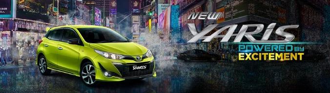 Interior Toyota Yaris Penuh dengan Perubahan ke Arah Lebih Baik