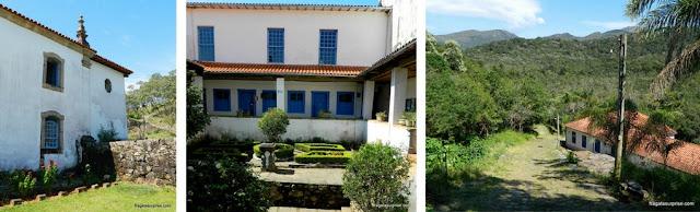 Santuário do Caraça, Minas Gerais