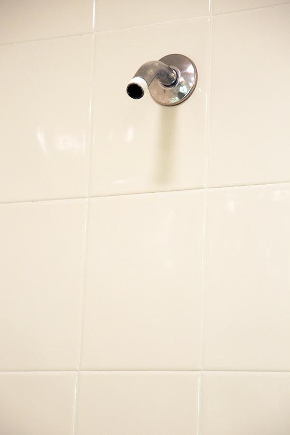 diy shower head installation