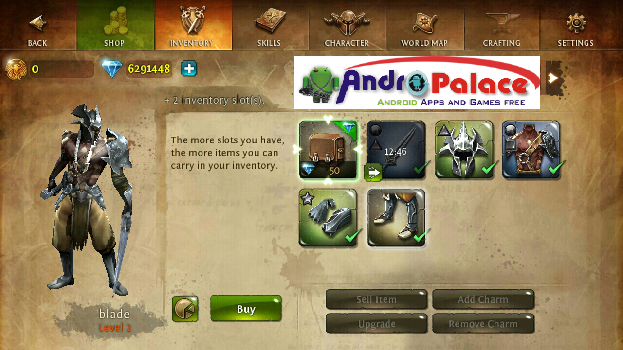 download game inotia 3 offline apk