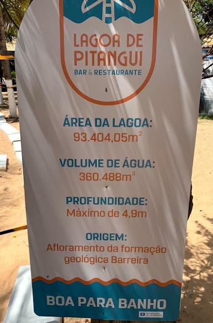 placa da lagoa de pitangui