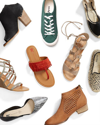 Stitch Fix Shoes Collage