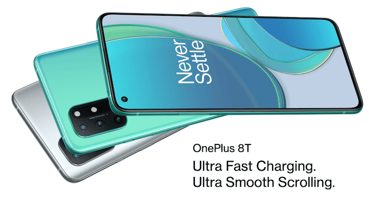 OnePlus 8T Unveiled With Qualcomm Snapdragon 865 Processor With 5G Chipset