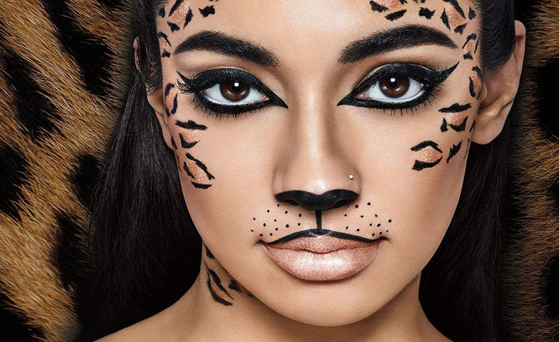 10 Easiest Cat Makeup Tutorials for Halloween