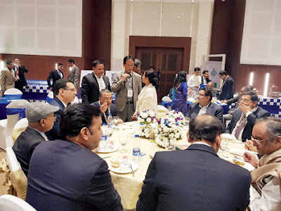 Binay Tamang, Anit Thapa with Mamata at the summit