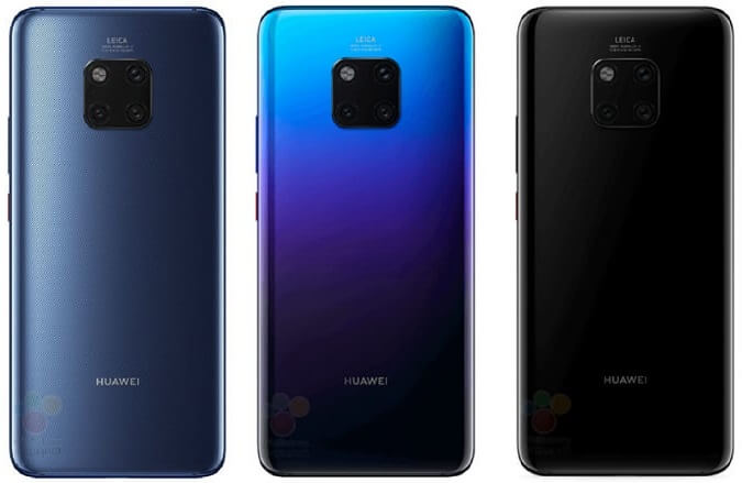 Huawei Mate 20 Pro with Kirin 980 Appears on Geekbench