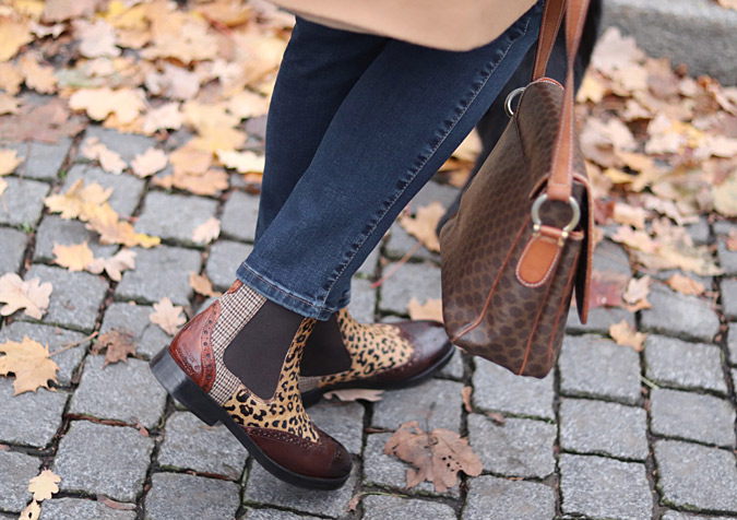 Damskie buty Melvin Hamilton