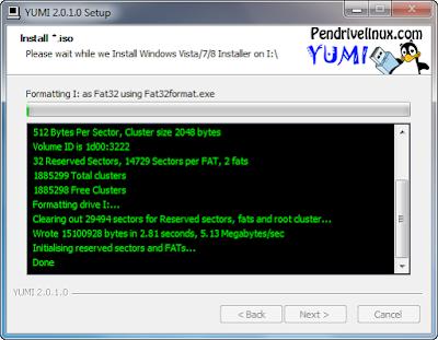 Membuat Banyak Installer Windows (Multiboot) Dalam Satu Flashdisk