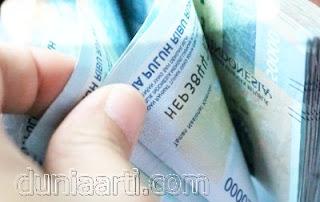 Arti Mimpi Menemukan Uang