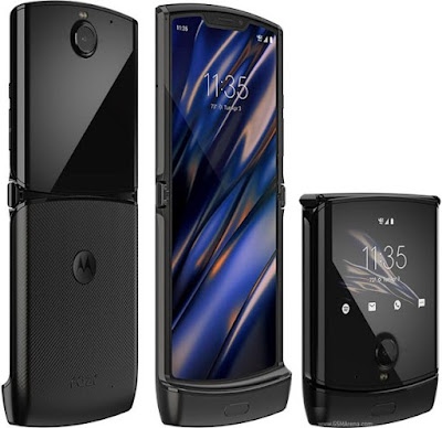 Motorola Razr (2019) Foldable Phone Specifications and Price in India